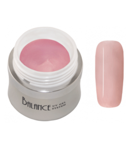 Body Builder Soft Rose - камуфлирующий натуральный розовый густой гель, 15 г.