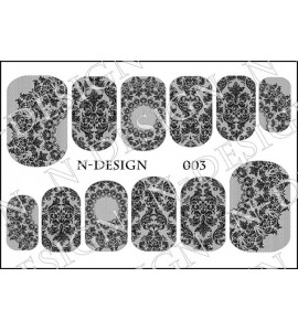 Слайдеры N-Design 3
